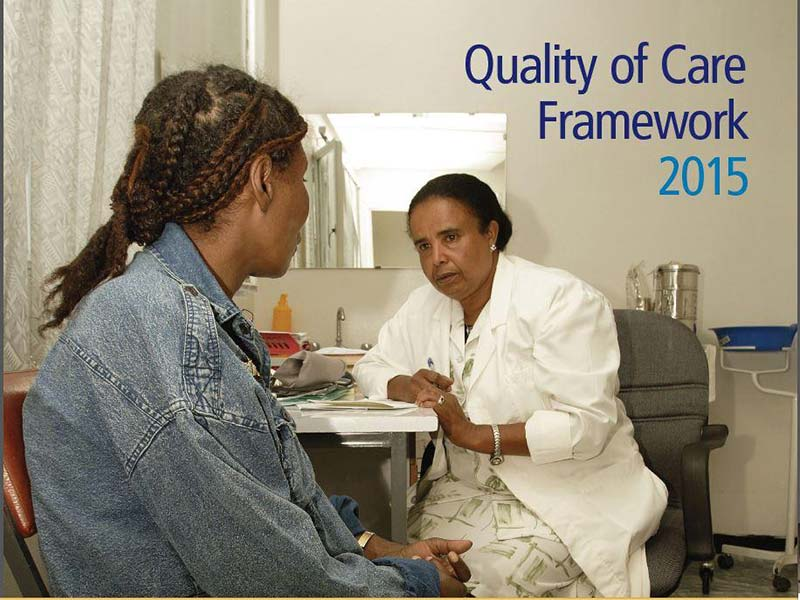 Quality of Care Framework 2015