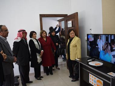 Opening of the Salakhd Center for Rural Development 7